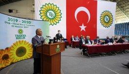 Trakya Birlik Yönetim Kurulu Başkanı Akgün: