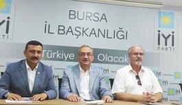 İYİ Parti TBMM Grup Başkanı İsmail Tatlıoğlu'ndan orman yangınlara yönelik açıklama:
