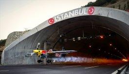 Red Bull sporcusu Dario Costa'nın tünel geçişi Guinness Rekorlar Kitabı'na girdi