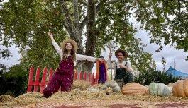 Edirne'nin meşhur Karaağaç kabağı adına düzenlenen festival renkli başladı