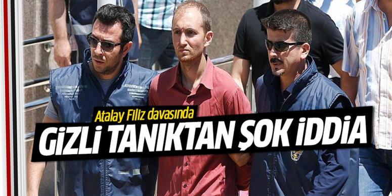 Atalay Filiz hakkında bomba iddia