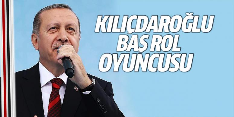 Kılıçdaroğlu başrol oyuncusu