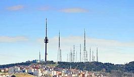 Çamlıca'daki TV kuleleri için flaş...