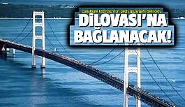 Çanakkale Köprüsü'nün geçiş güzargahı belli oldu