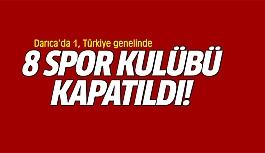Darıca'da bir spor kulübü kapatıldı!