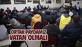Karabacak; Yönetim sistemini halkımızı belirleyecek