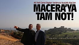 Ataş'tan 'Macera'ya tam not!
