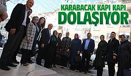 Karabacak sokak sokak 16 Nisan'ı anlattı