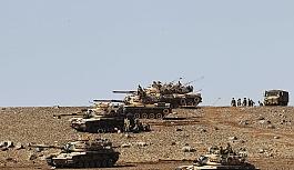 Türkiye PYD/YPG'yi bombaladı!