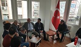 CHP GEBZE'DEN EĞİTİM İŞ SENDİKASINA...