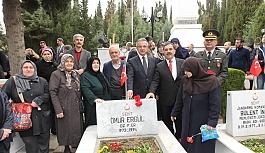 Gebze'de Çanakkale Şehitleri Unutulmadı