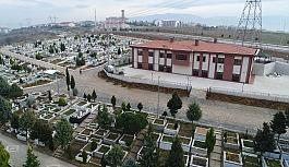 """""""Kocaeli'deki 843 mezarlığın envanteri..."""