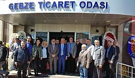 CHP GEBZE'DEN MUHTARLIK ZİYARETLERİ