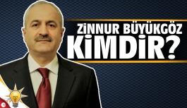Zinnur Büyükgöz kimdir? AK Parti Gebze Belediye Başkan Adayı