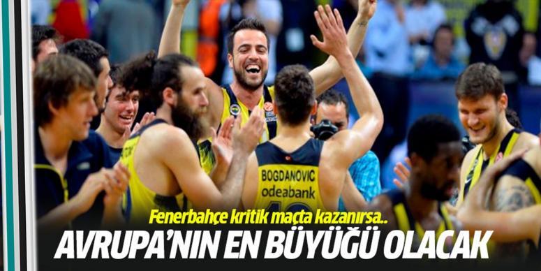Fenerbahçe Avrupa'nın en büyüğü olabilir