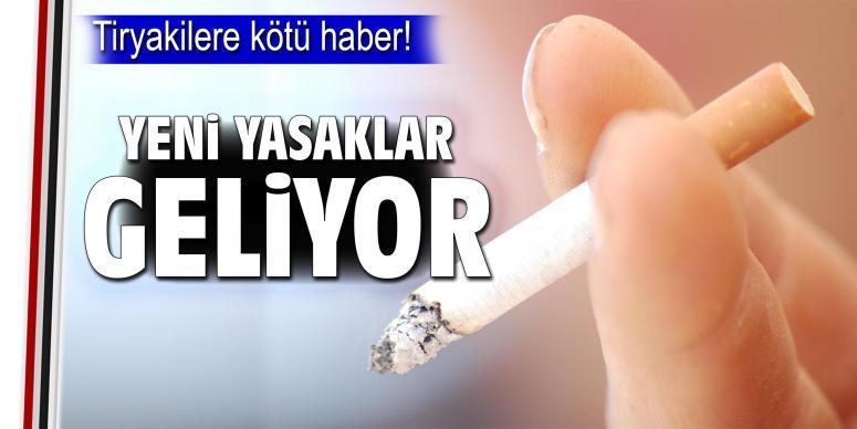 Tiryakilere kötü haber