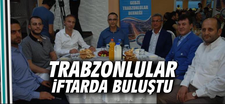 Trabzonlular Demirtaş'ta buluştu