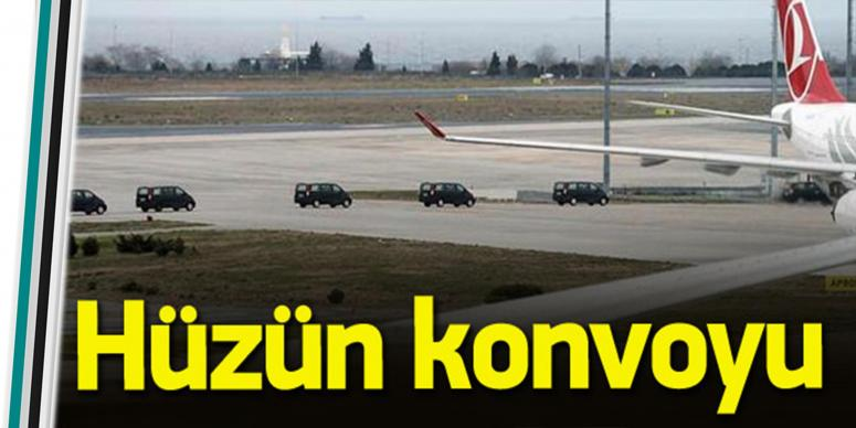 Hüzün konvoyu