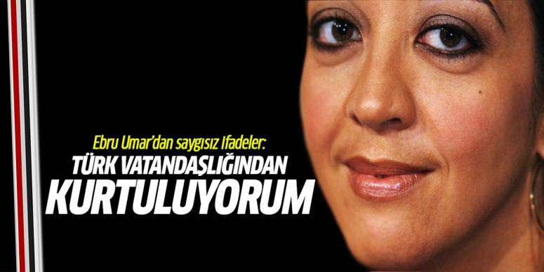 Türk vatandaşlığından kurtuluyorum