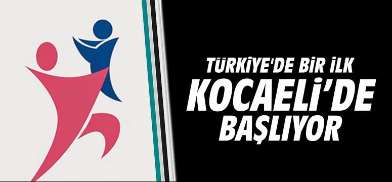 Türkiye'de bir ilk kentimizde başlıyor
