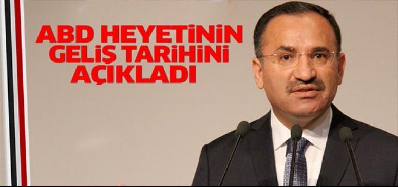 Türkiye'ye geliş tarihini açıkladı