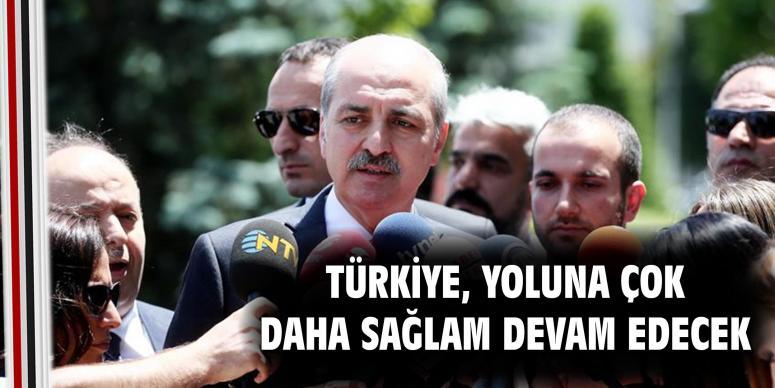 Türkiye'nin geleceği AK Parti ile özdeşleşmiş