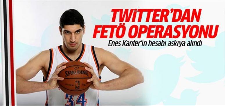 Twitter'dan FETÖ'cülara operasyon