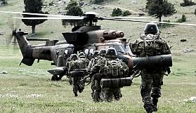 TSK: 70 PKK'lı öldürüldü
