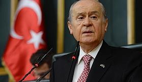 Bahçeli'den Gülen'in 'vatandaşlıktan çıkarılmasına' ilişkin açıklama