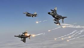 TSK'dan hava harekatı! 8 hedef imha edildi