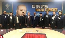AK Darıca'dan Ceyhan'a destek