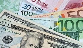 Euroda yeni rekor 4.8709 lira, dolar 3.94 liranın üzerinde