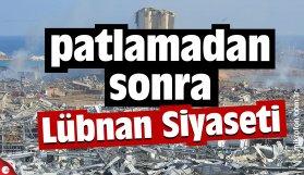 Patlamadan sonra Lübnan siyaseti