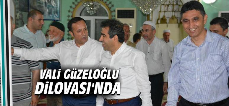 Vali Güzeloğlu, Dilovası'nda