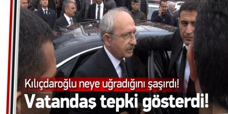 Vatandaştan Kılıçdaroğlu'na tepki